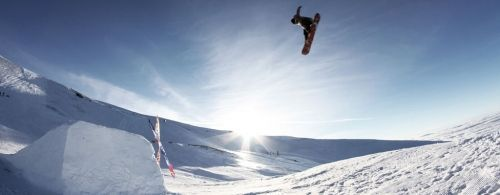Sierra Nevada's Snow Park has designed the longest line in Europe for this winter season